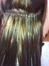 Micro bead hair extensions good or bad hairsstyles microbead hair extensions cold fusion pmusecretfo Gallery