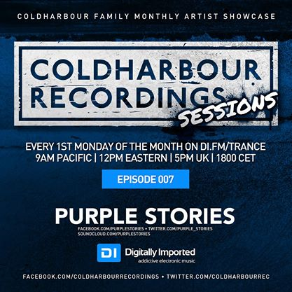 Purple Stories - Coldharbour Sessions