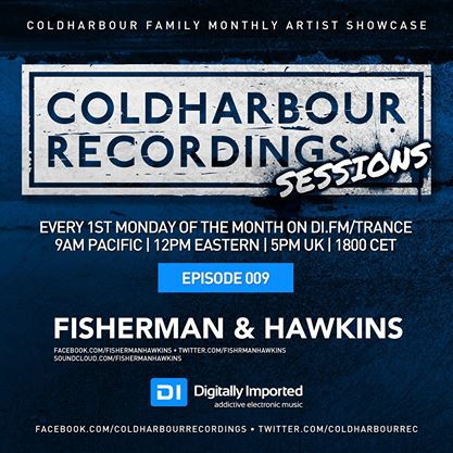 Fisherman & Hawkins CLHR Sessions 009