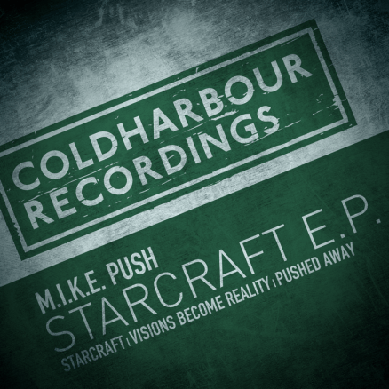MIKE Push Starcraft EP