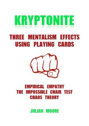 kryptonite mentalism card tricks