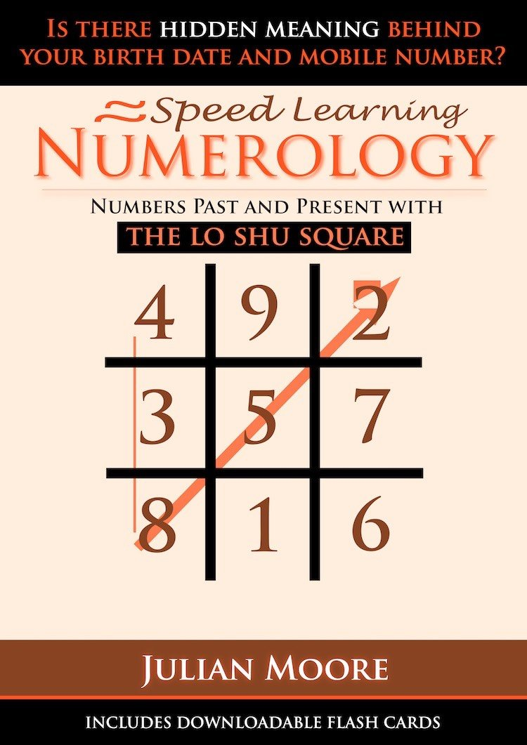 Numerology Lo Shu Numbers Past And Present Book Cold Reading Co