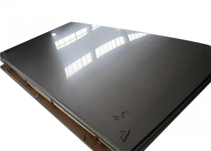 Cold Rolled Polished 430 Stainless Steel Sheets With