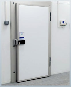 Hinged Doors  Coldroom Spares