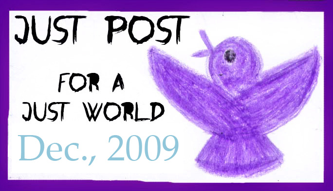 December 2009 Just Posts button