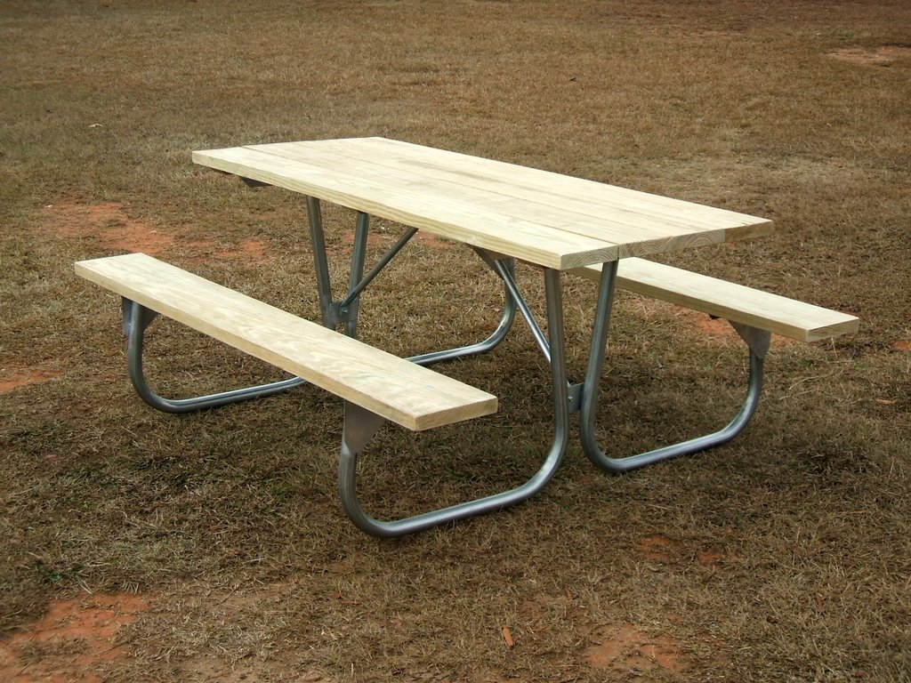 Can You Use Pressure Treated Wood For A Picnic Table