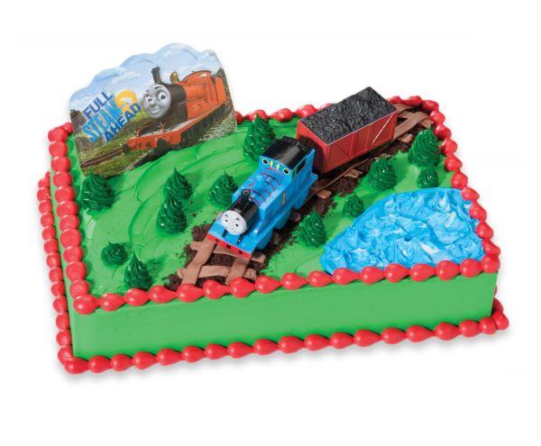 Thomas The Train Birthday Cakes Kroger
