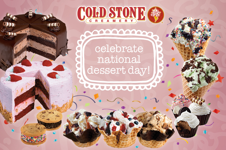 National Dessert Day Is October 14th 2016