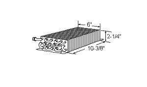 Randell Evaporator Coils Refrigerator Freezer Parts