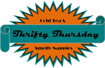 Thrifty Thursday Badge