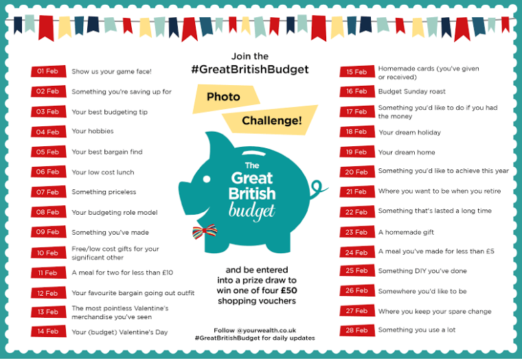 the great british budget challenge
