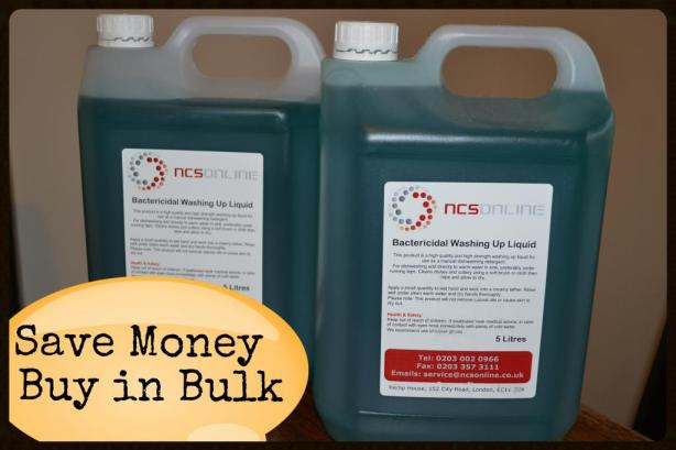 save money buy in bulk