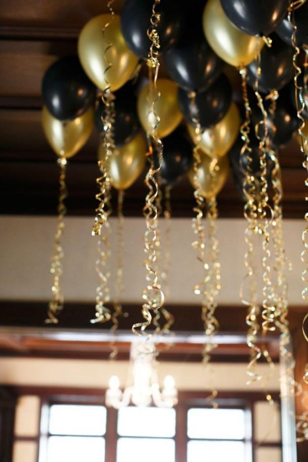 gatsby party decor