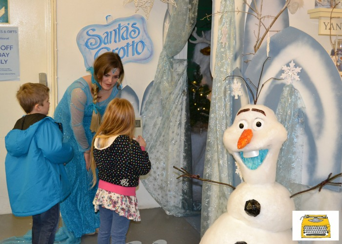 frozen-santa-grotto