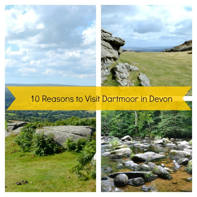 10 reasons to visit Dartmoor