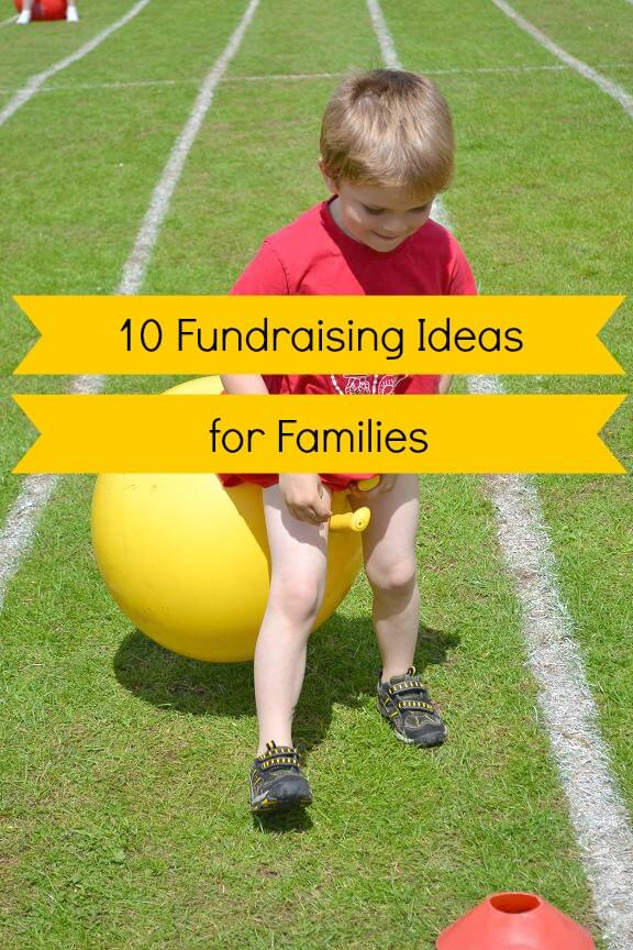 10 Fundraising Ideas for Families
