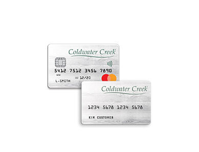 Coldwater Creek Payment Address