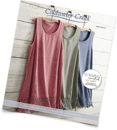 Coldwater Creek Online Catalogue