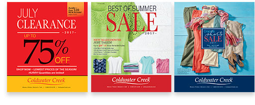 Coldwater Creek Promotional Code Free Shipping