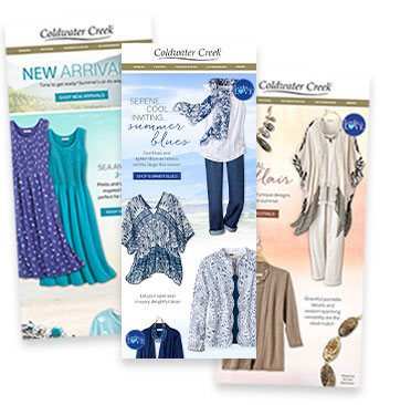 Coldwater Creek Free Shipping