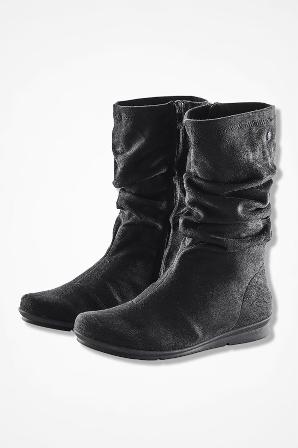 Bussola Boots Microfiber by Cage
