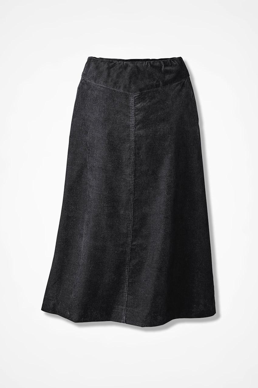 Coldwater Creek Denim Skirt