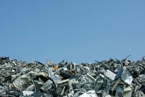 Auch die digitalen Müllberfge wachsen
