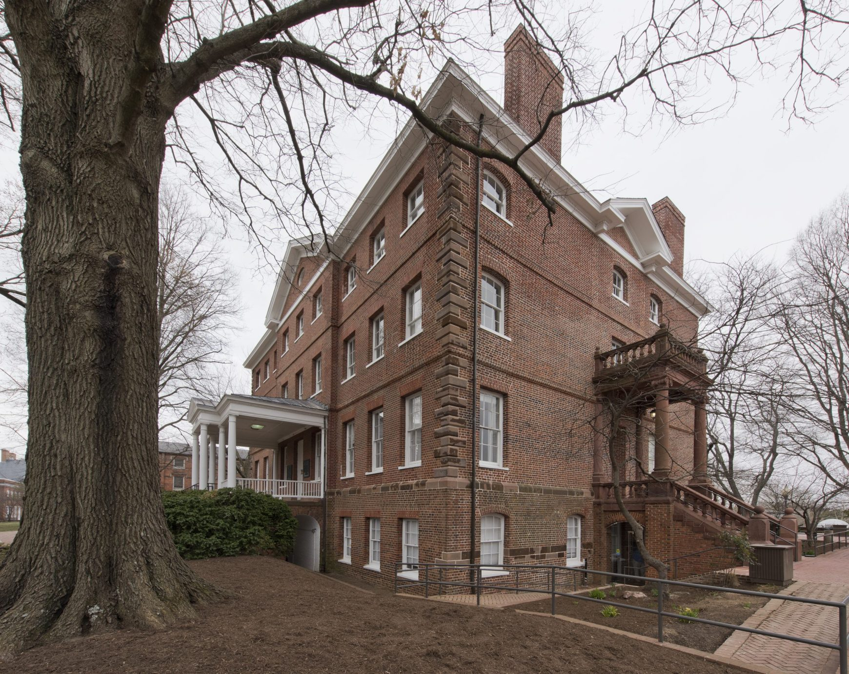 McDowell Hall