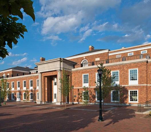 UVA Newcomb Hall