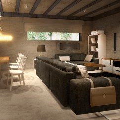 Sofa Into Bed Cushions For Brown Luxury Home Cinema Seating, Installation ...