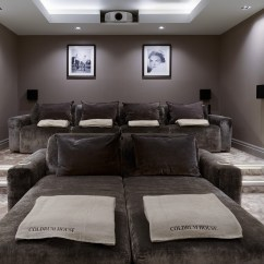 Recliner Chairs Movie Theater Kitchen With Rollers Luxury Home Cinema Seating, Installation & Design. The Perfect ...
