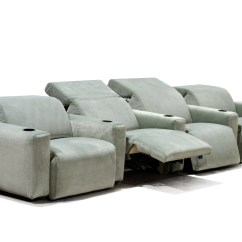 Home Cinema Sofa Seating Uk Hamilton Leather West Elm Luxury Installation