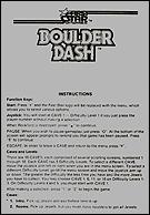 ColecoVision.dk presents: Boulder Dash © 1984 by: Exidy Inc.