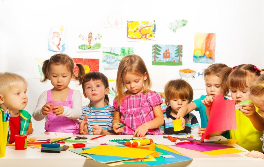 Alimentación en Escuelas Infantiles