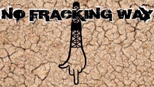 Fracking por Colectivo Burbuja