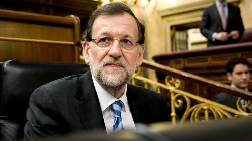 Mariano Rajoy por Congreso de los Diputados