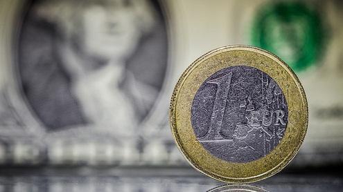 Dolar y euro por Skley