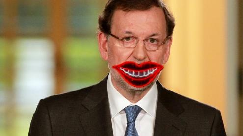 Mariano Rajoy por Moncloa y joyousjoym - Blessings