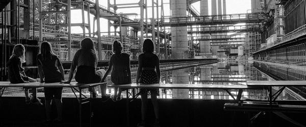 Industria por Georgie Pauwels