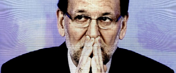 Rajoy plasmao