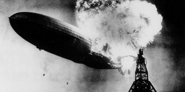 Desastre hildenburg por  Rupert Colley