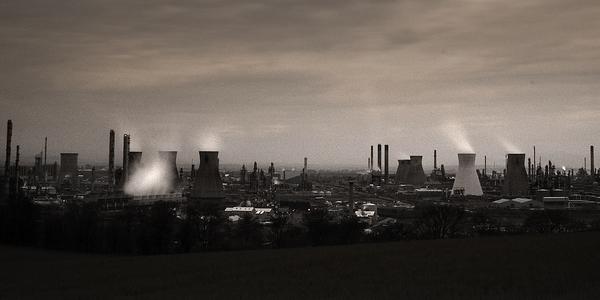Produccion de petroleo por Alan Weir