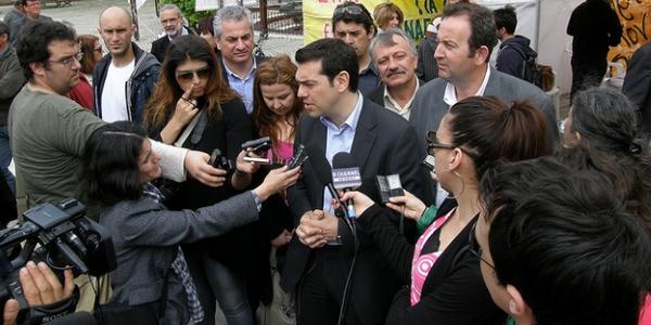 Tsipras por Joanna