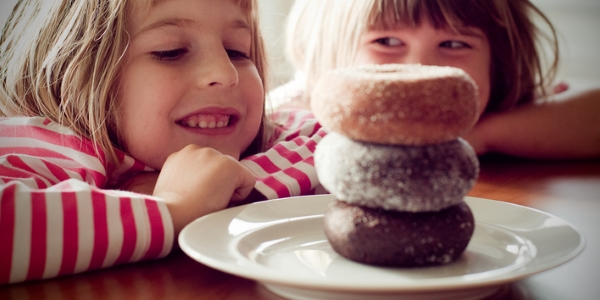 Donut por Janice Cullivan