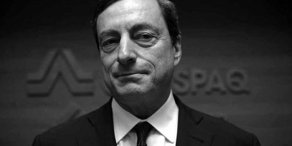 Mario Draghi 2 por Ondrej Kloucek