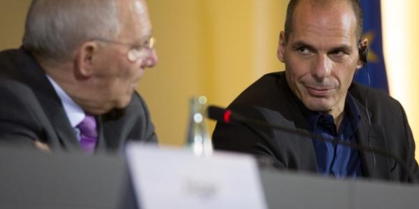 Yanis Varoufakis por Day Donaldson