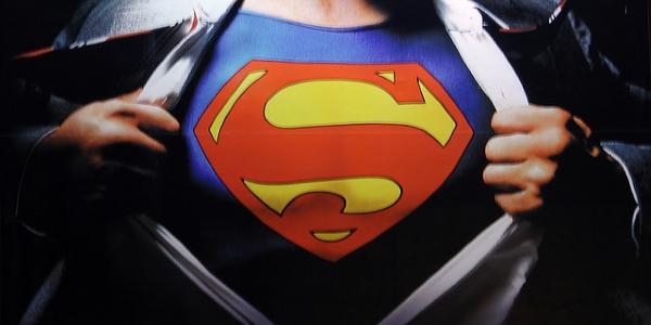 Superman por Gareth Simpson