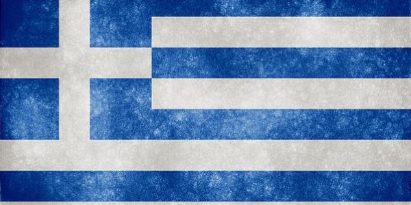 Bandera de Grecia por Nicolas Raymond