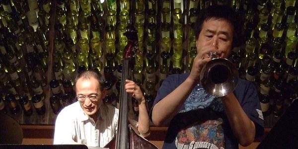 Satoko Fujii por Andy Newcombe