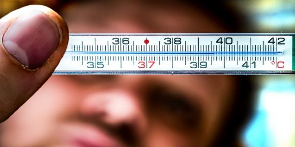 Temperatura por Dennis Skley